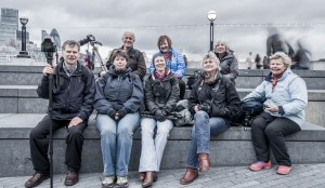 BWPS Members - near Tower Bridge